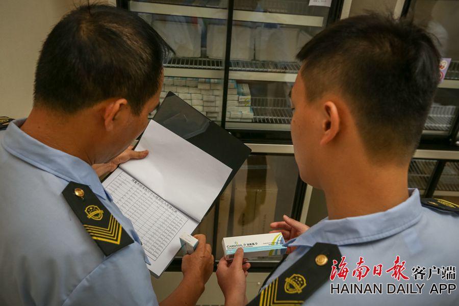 组图 博鳌乐城: 进口药品专人专用 监控全过程