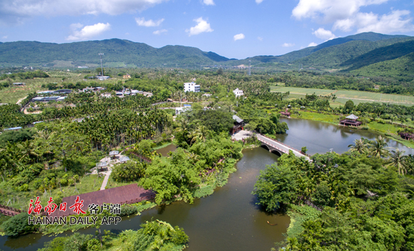 海南将出台意见鼓励社会资本投资美丽乡村建设