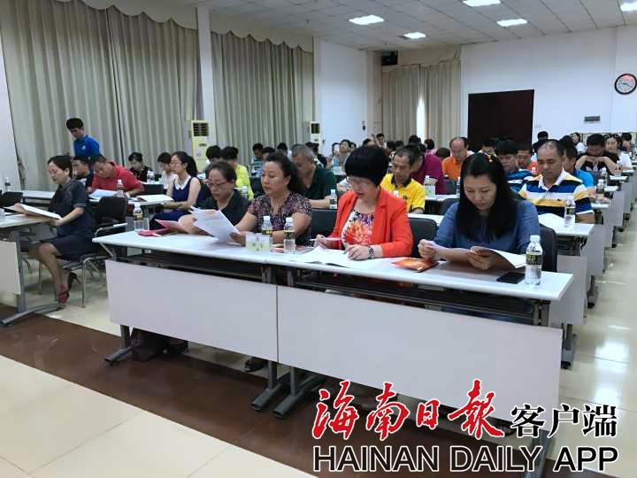 海南省乡村教育发展促进会将逐年提高支教老师生活补贴