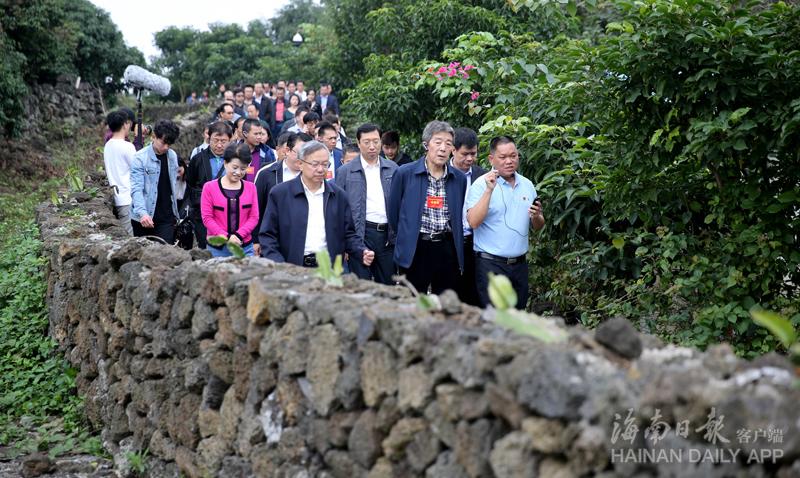 海南明确将力争用五年时间实现文明生态村创建全覆盖