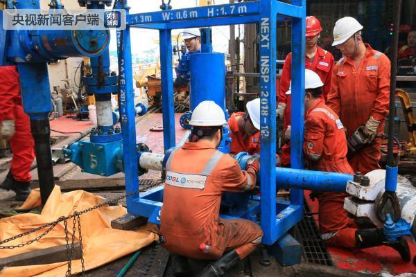 在三亚西南海域测试成功!我国超高温高压钻井技术获重大突破