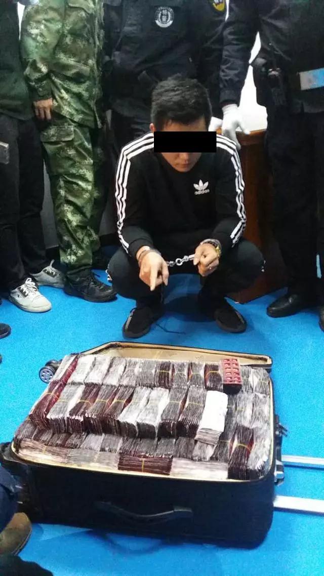 海南警方破获公安部毒品目标案件 缴获毒品10公斤