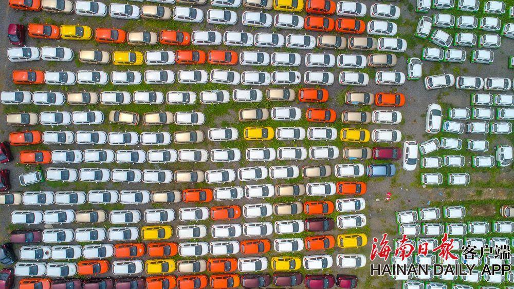 海南康迪电动汽车总生产线建成 总投资20亿元
